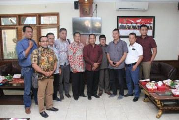 Penerimaan Tamu Kunjungan Kerja dari DPRD Kabupaten Klaten