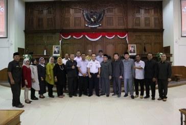 Penerimaan Tamu Kunjungan Kerja dari DPRD Kabupaten Malang