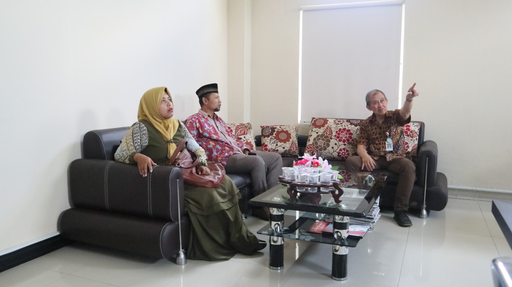 Sidak Komisi IV DPRD Kota Surakarta ke RSUD Ngipang dan Perpustakaan Daerah Kota Surakarta
