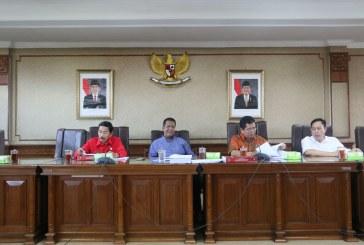 Rapat Kerja Pansus LKPJ Walikota Surakarta (Hari Ketiga)