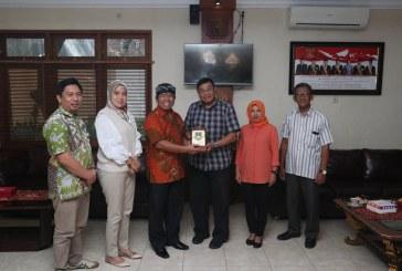 Penerimaan Tamu Kunjungan Kerja DPRD Kota Jogjakarta dan Kabupaten Nganjuk