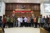 Penerimaan Tamu Kunjungan Kerja DPRD Kota Surabaya, Balikpapan dan Banjar
