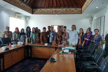 Studi banding Pansus Penyelenggaraan Perpustakaan ke Pemerintah Kota Denpasar