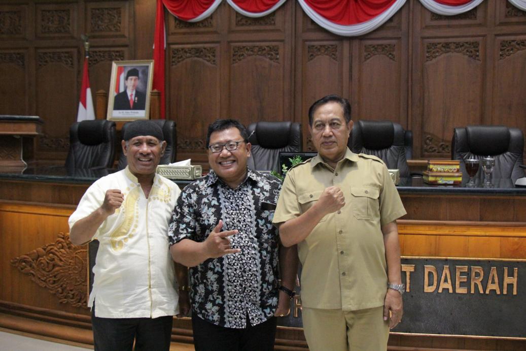 Rapat Paripurna Penetapan Pimpinan DPRD Definitif Kota Surakarta