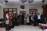 Penerimaan Kunjungan Kerja dari DPRD Kabupaten Sidoarjo