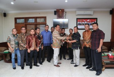 Penerimaan Kunjungan Kerja dari DPRD Kabupaten Pekalongan