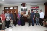 Penerimaan Tamu Kunjungan Kerja dari DPRD Kota Surabaya dan DPRD Kabupaten Malang
