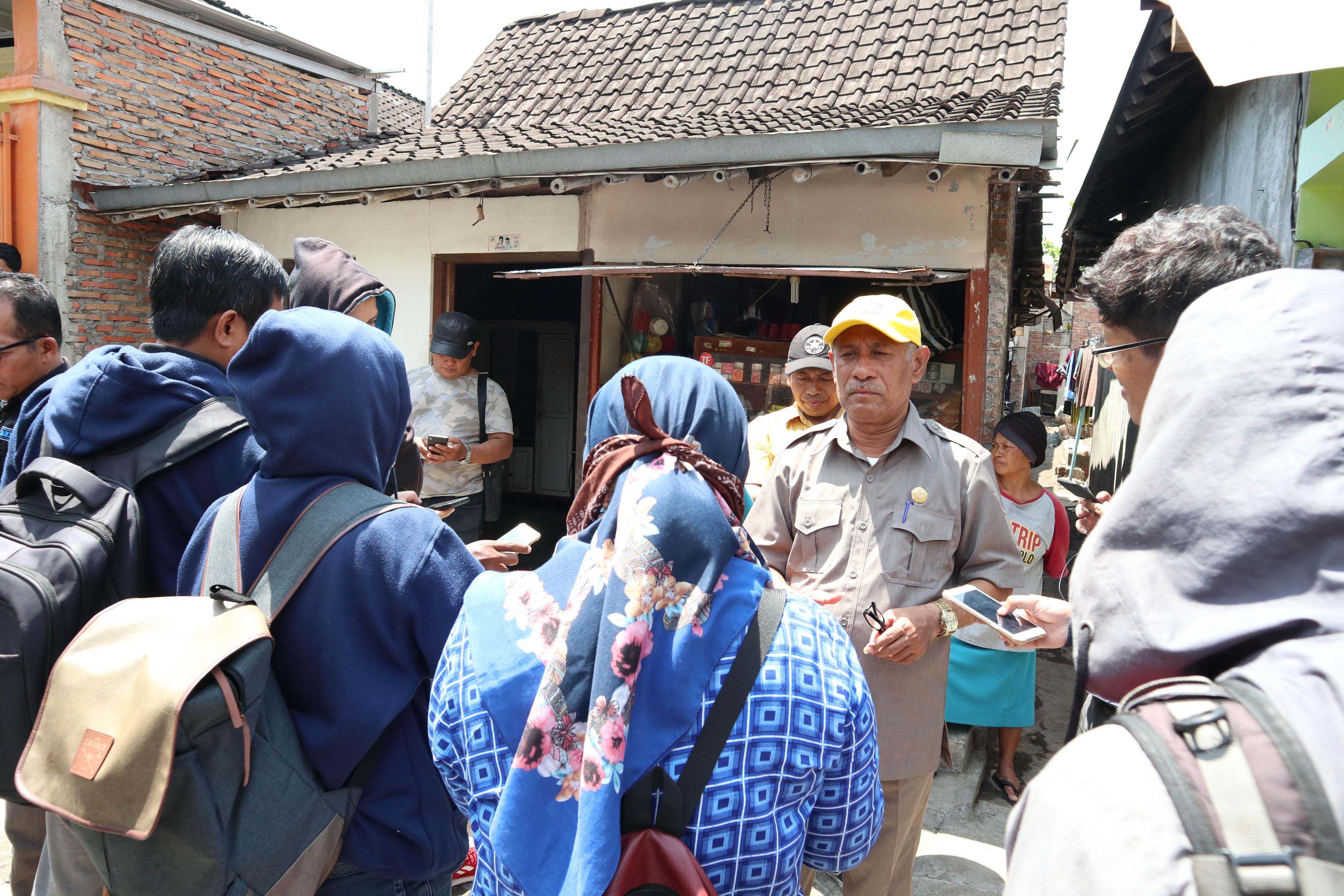 Sidak Wakil Ketua III DPRD Kota Surakarta