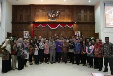 Penerimaan Tamu Kunjungan Kerja dari DPRD Kabupaten Sleman