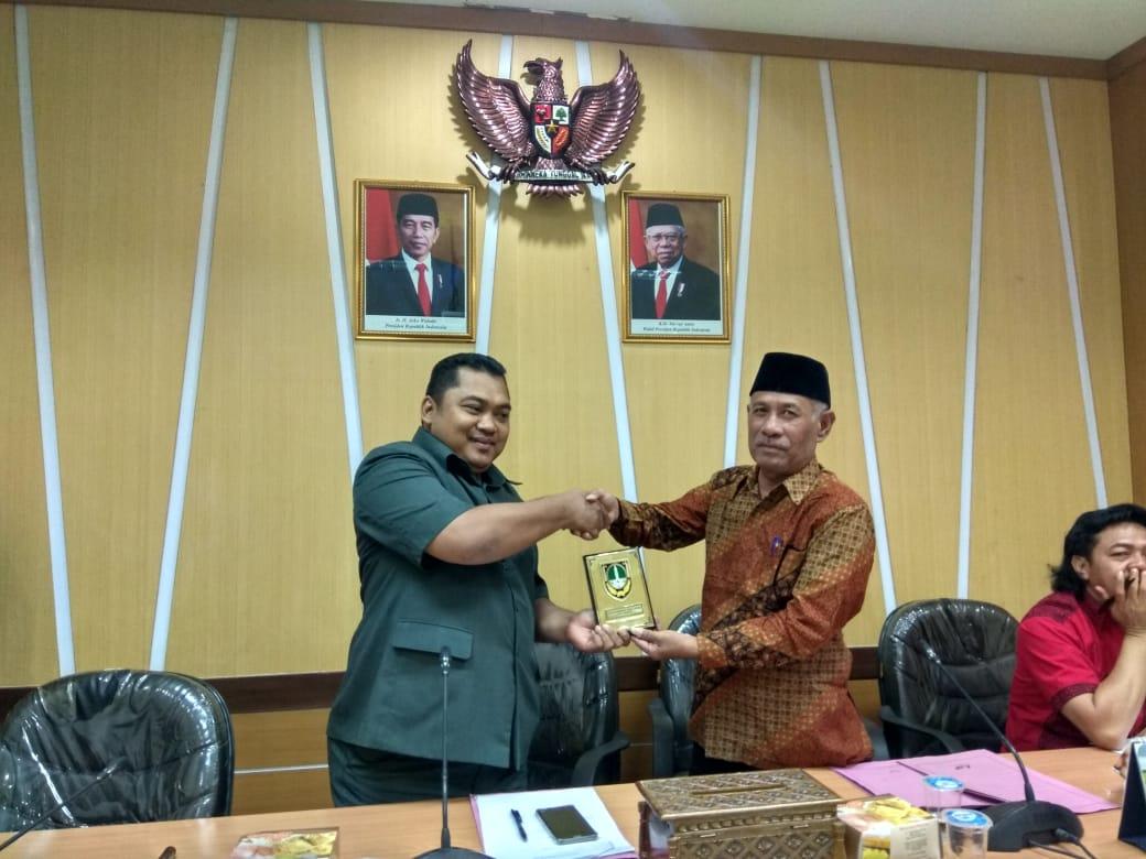Study Banding Badan Musyawarah DPRD Kota Surakarta ke DPRD Kota Semarang