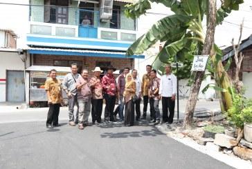 Komisi II Melakukan Sidak pada Proyek Pembangunan IPAL Nusukan