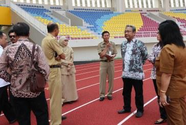 Sidak Komisi IV DPRD Surakarta ke Stadion Manahan Surakarta