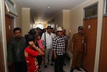 Dua Rusunawa Disidak Komisi II DPRD Kota Surakarta