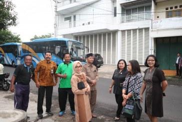 Sidak Komisi IV dalam Program Bus Sekolah Gratis SMP Negeri 18 dan SMP Negeri 3 Surakarta