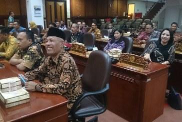 Kunjungan Kerja Komisi I DPRD Kota Surakarta ke DPRD Kota Surabaya dan Kabupaten Nganjuk