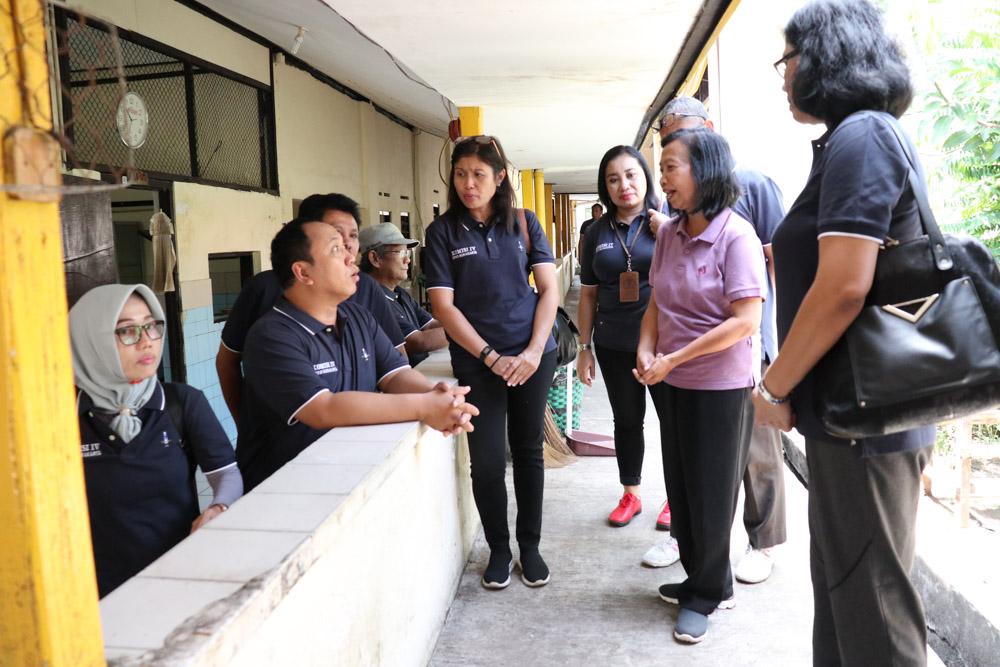Sidak Komisi IV DPRD Kota Surakarta ke Panti Wreda Dharma Bhakti Surakarta