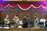RAPAT PARIPURNA I dan II DPRD Kota Surakarta