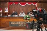 Rapat Kerja Bapemperda DPRD Kota Surakarta