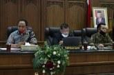 Rapat Kerja Bapemperda DPRD Kota Surakarta (KPBU PJU)