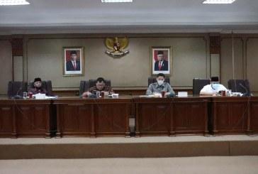Rapat Badan Anggaran DPRD Kota Surakarta