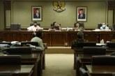 Rapat Kerja Badan Anggaran DPRD Kota Surakarta (Raperda Perubahan APBD Kota Surakarta 2020)