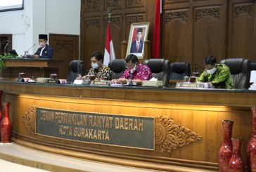 (Rapat Paripurna II) Raperda Pengelolaan Keuangan Daerah