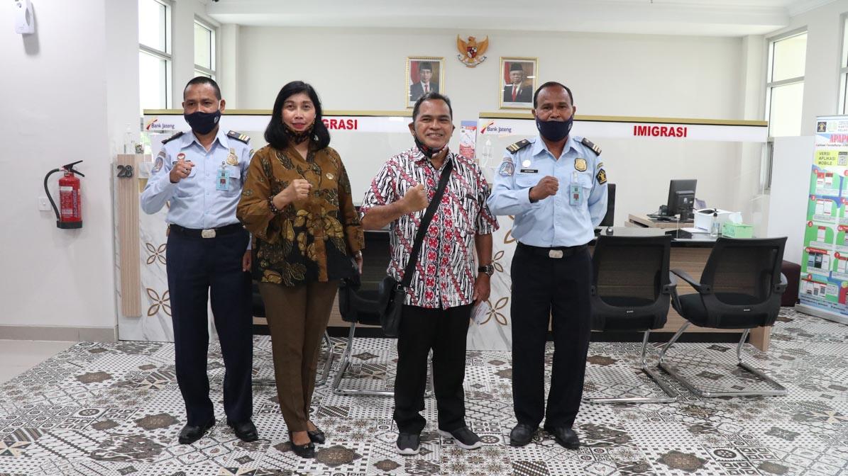 Komisi I Harapkan MPP Surakarta Maksimalkan Pelayanan