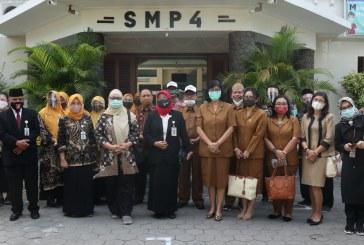 Sudah Sesuai Prokes, Komisi IV Puji Simulasi KBM di SMPN 4 Surakarta