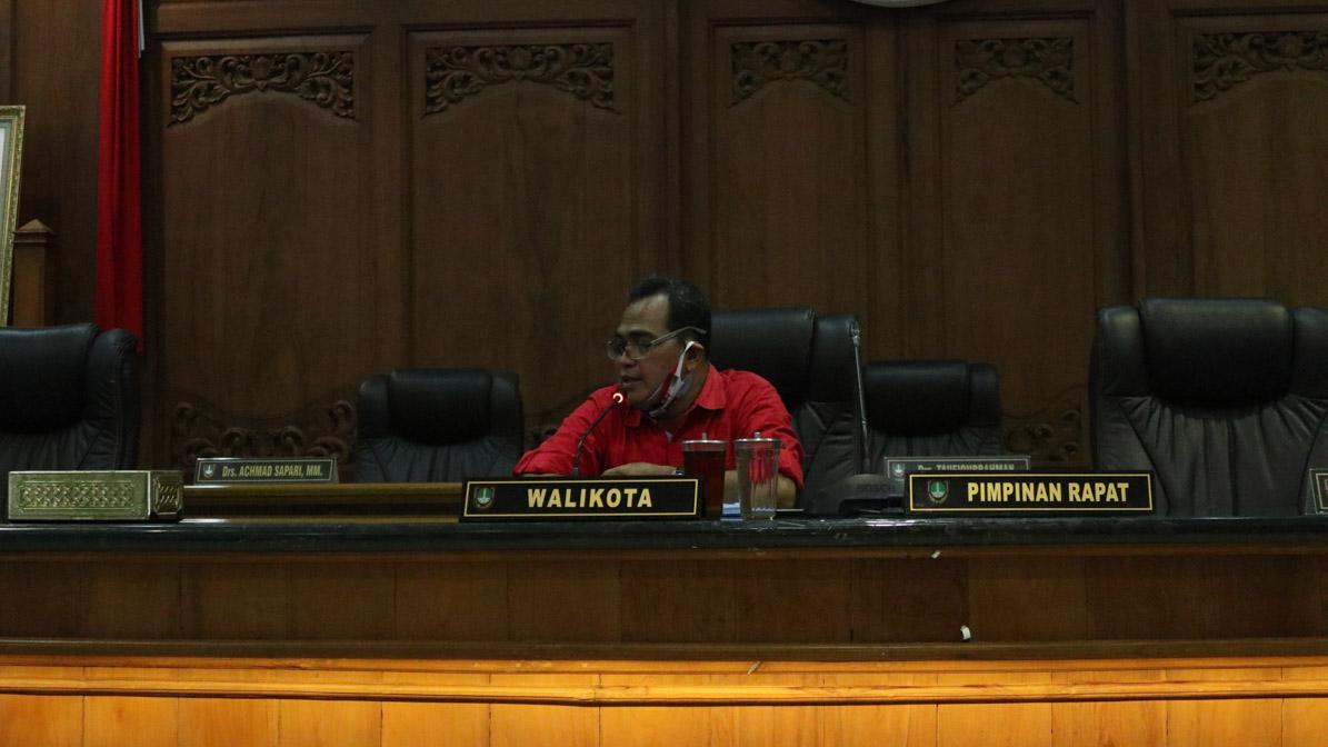 Pansus Pertanyakan Pelepasan Tanah Untuk Mako Brimob di Kelurahan Mojo