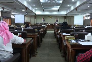 DPRD Bahas Evaluasi Gubernur Terhadap APBD Kota Surakarta 2021