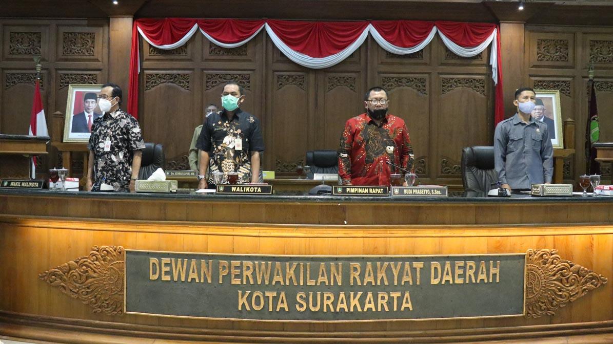 Kecuali PKS, Tiga Fraksi Menyetujui Pelepasan Tanah HP di Kota Solo