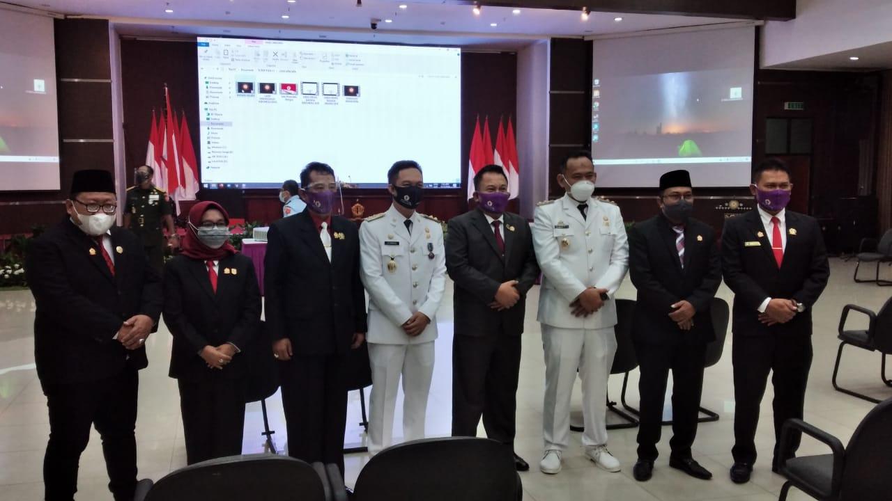 Ketua DPRD Kota Surakarta Berhasil Selesaikan Pendidikan Lemhannas