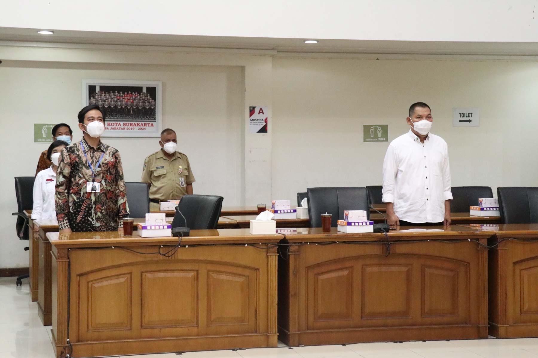 DPRD Umumkan Gibran – Teguh Sebagai Wali Kota dan Wakil Wali Kota Surakarta Terpilih
