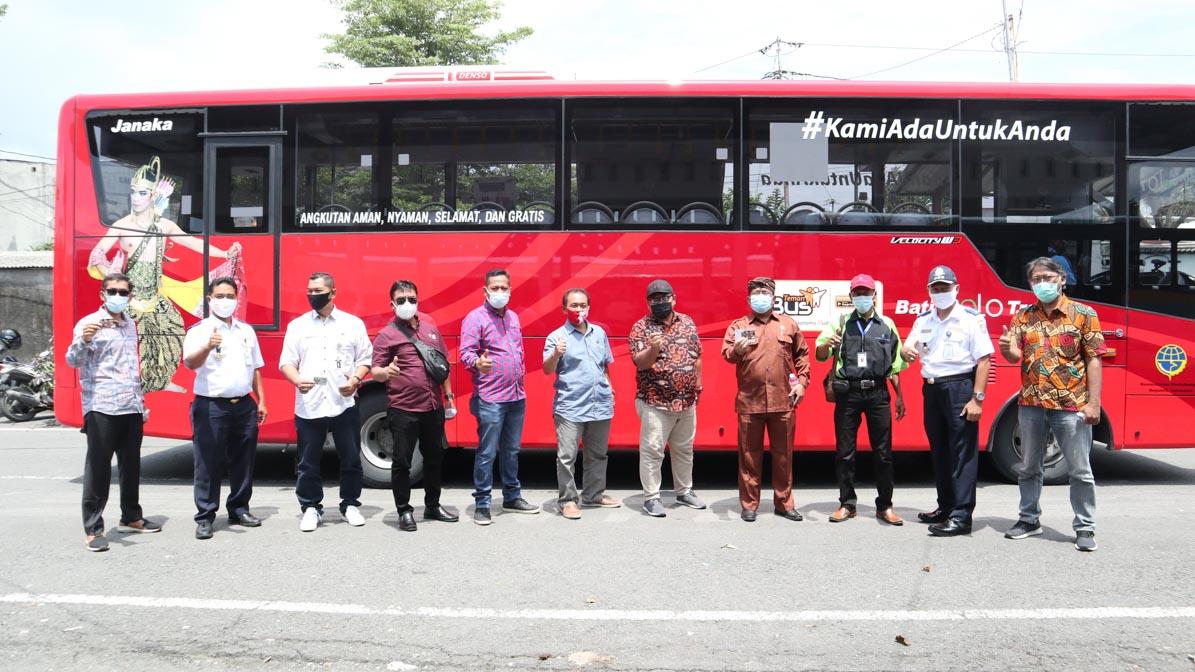 DPRD Kota Surakarta Sidak Pelayanan Bus Batik Solo Trans