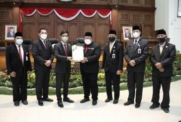 Ini Rekomendasi DPRD Terhadap LKPj Wali Kota Surakarta Tahun 2020