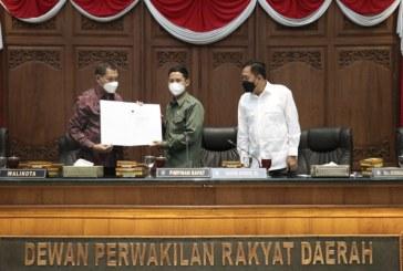 DPRD Bentuk Pansus LKPJ Wali Kota Surakarta Tahun Anggaran 2020