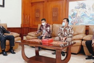 Penerimaan Tamu Kunjungan Kerja DPRD Kabupaten Cirebon dan Pasuruan